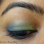 30 days' eye makeup challenge: Look 7: Neons!