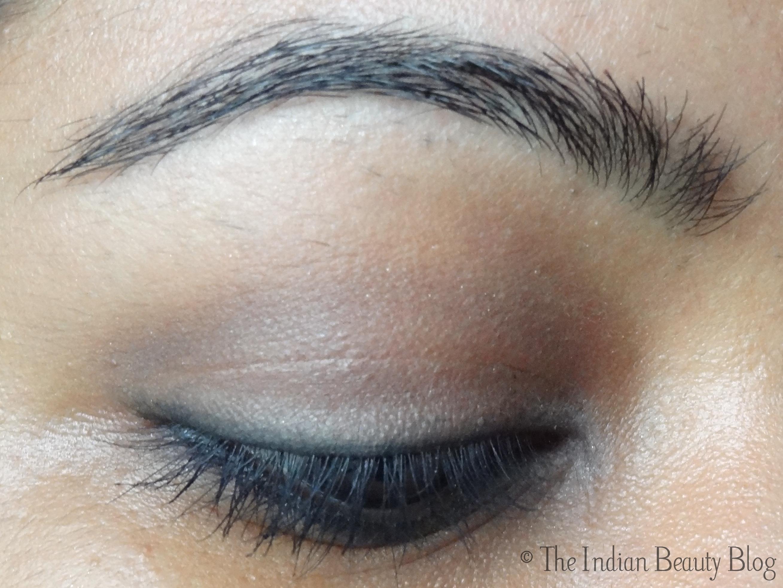 Neutral Eye Makeup Tutorial The Indian Beauty Blog