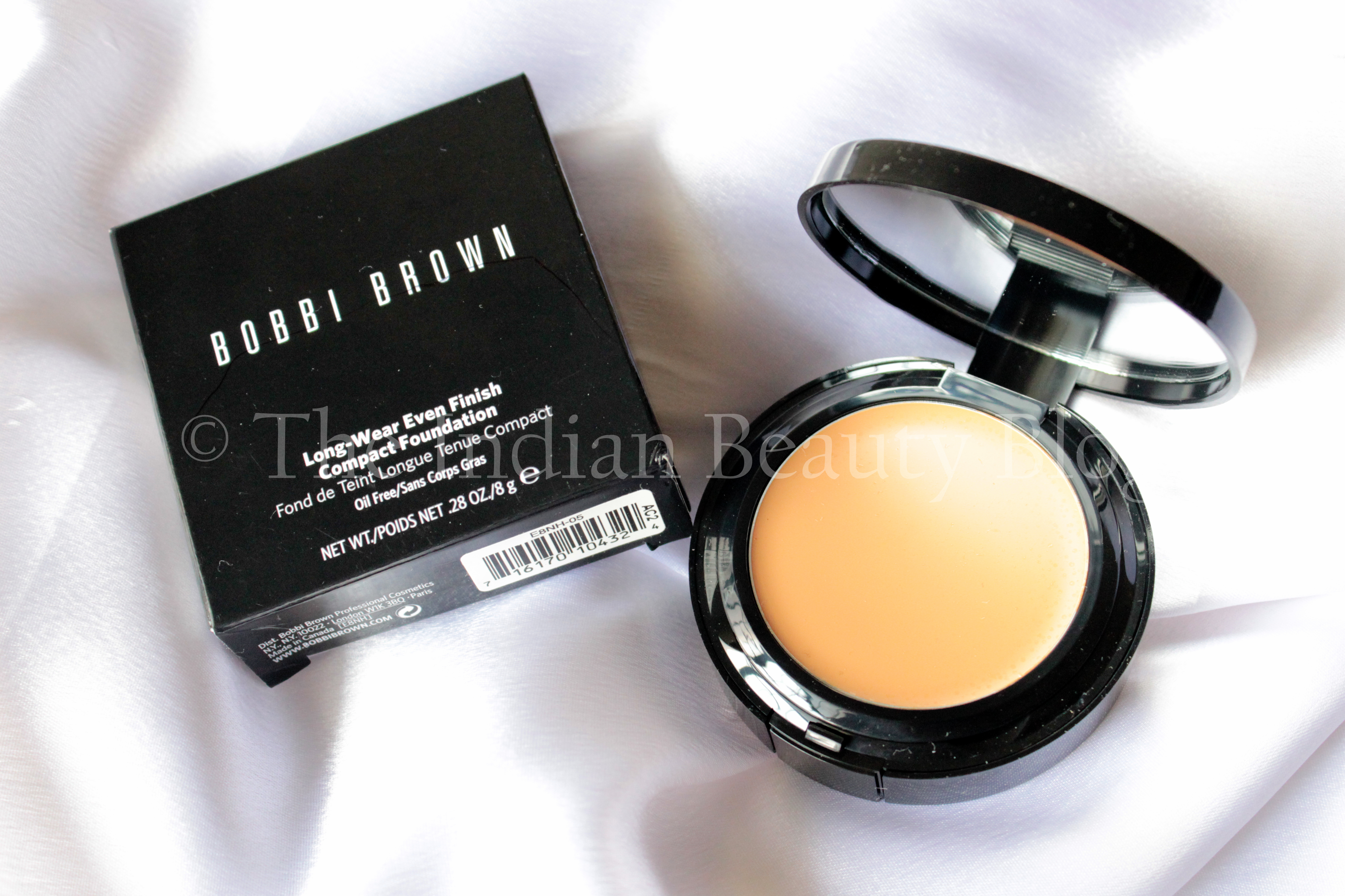 Bobbi Brown Long Wear Even Finish Compact Foundation Honey Review