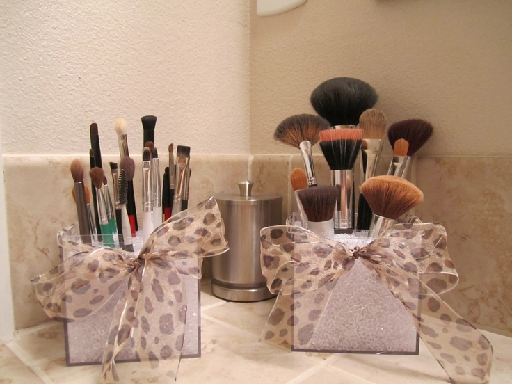brush storage idea