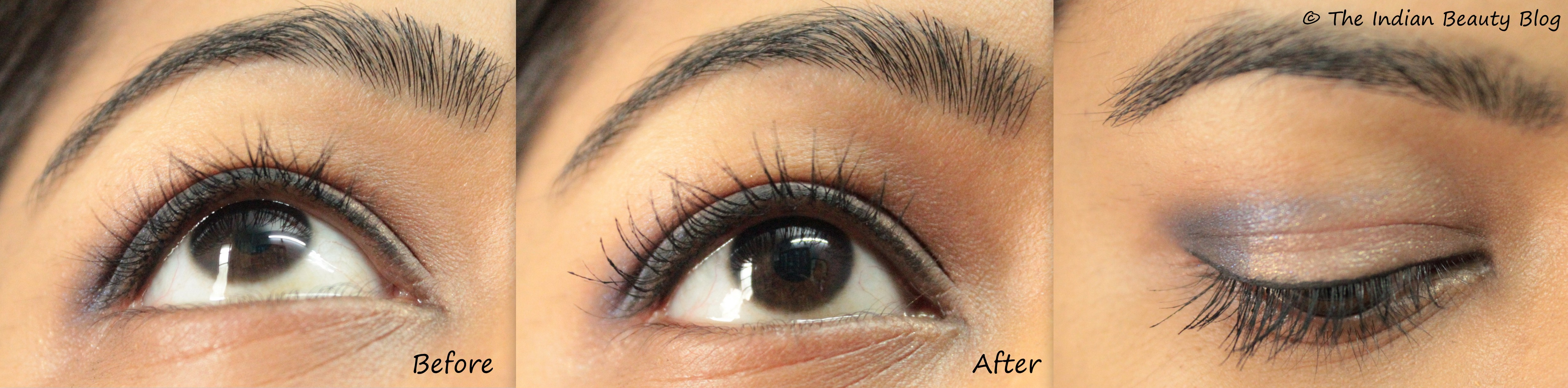 2f3a31b4eb1 Clinique High Impact Mascara- Review,swatch, EOTD - The Indian ...