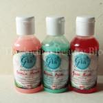 Gia Bath & Body Works Shower gels- Gucci Rush, Carolina Herrera, Bvlgari Aqua: Review