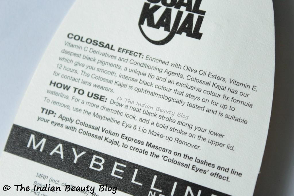 maybelline colossal kajal (4)