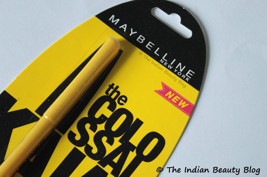 maybelline colossal kajal (6)
