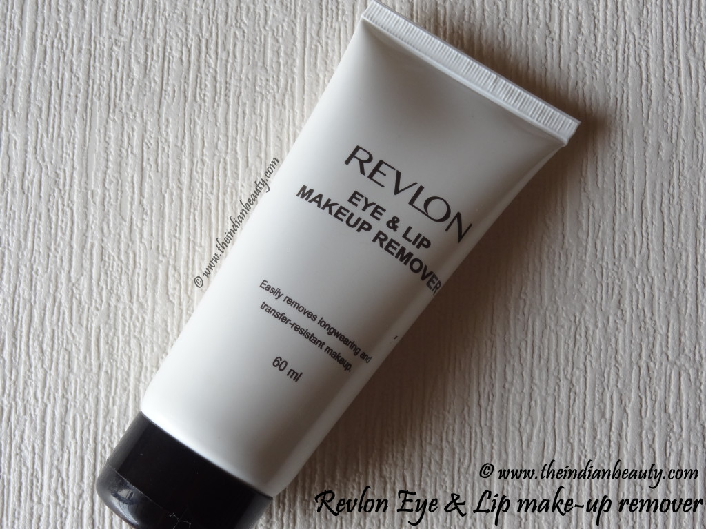 revlon eye and lip makeup remover