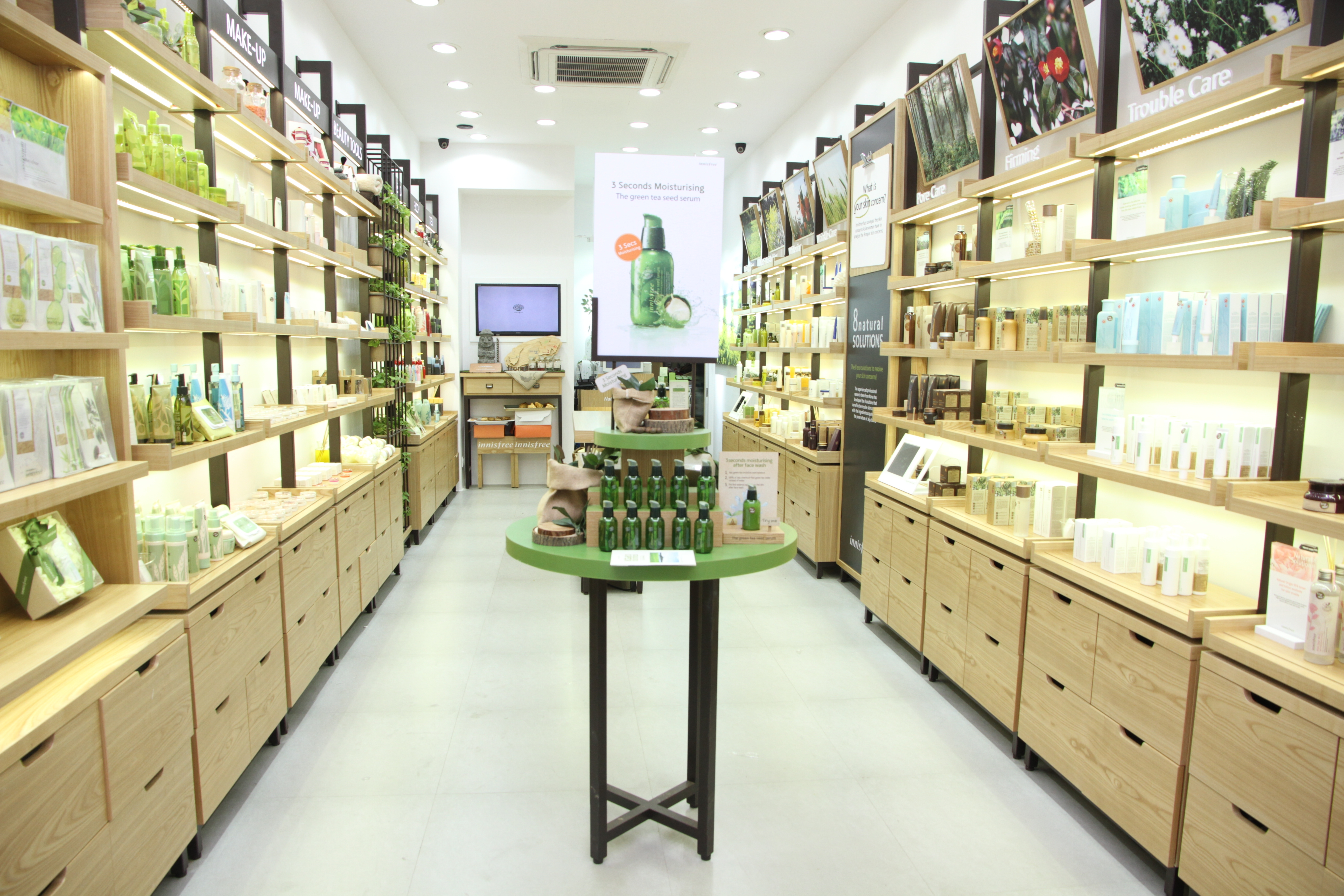 Innisfree India launch