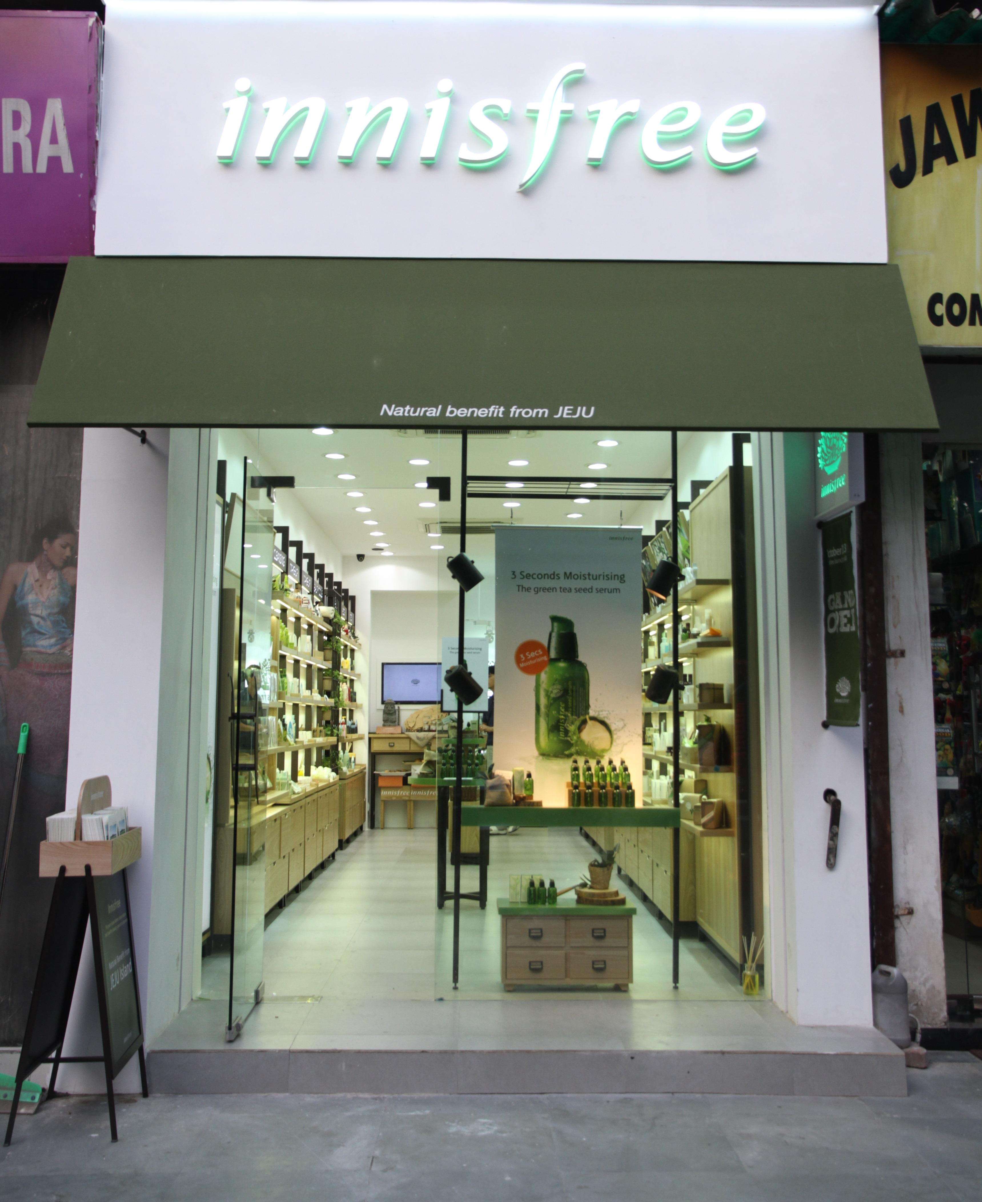 Innisfree India Launch