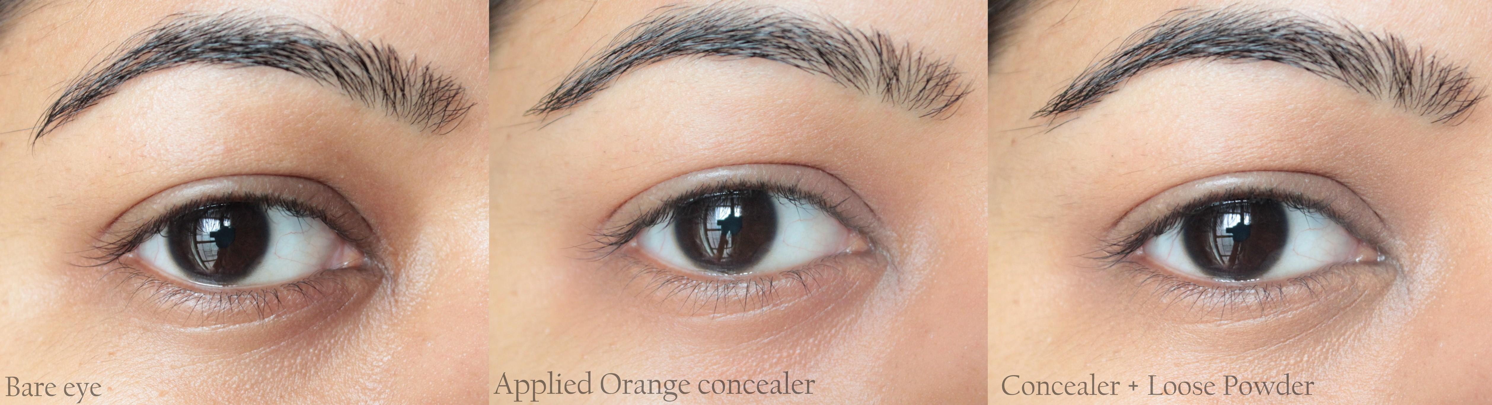 Clinique even better makeup foundation review swatches before - Clinique Even Better Concealer Orange Brightener Clinique Orange Brightener