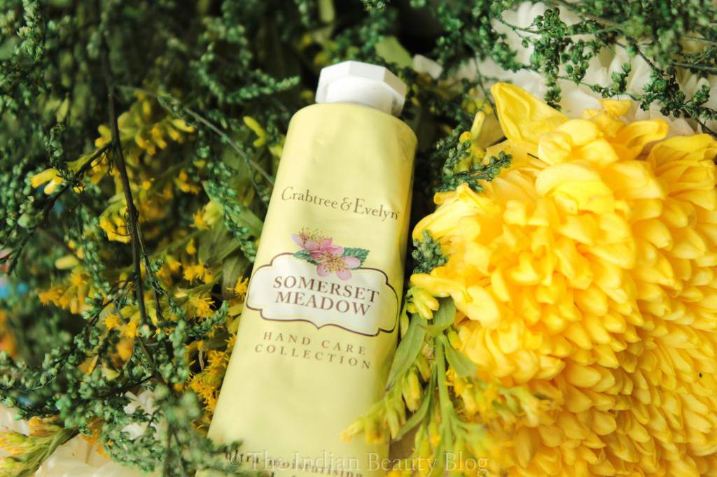crabtree evelyn somerset meadow hand cream