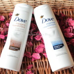 Dove body lotions- Essential Nourishment and Indulgent Nourishment: Reviews