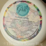 Gia Bath & Body Works- Chocolate Body Polishing Scrub + Cocoa Body Butter= Body Spa at home!