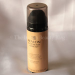 Revlon Photoready Airbrush Mousse Makeup (050 Medium Beige): Review, swatch
