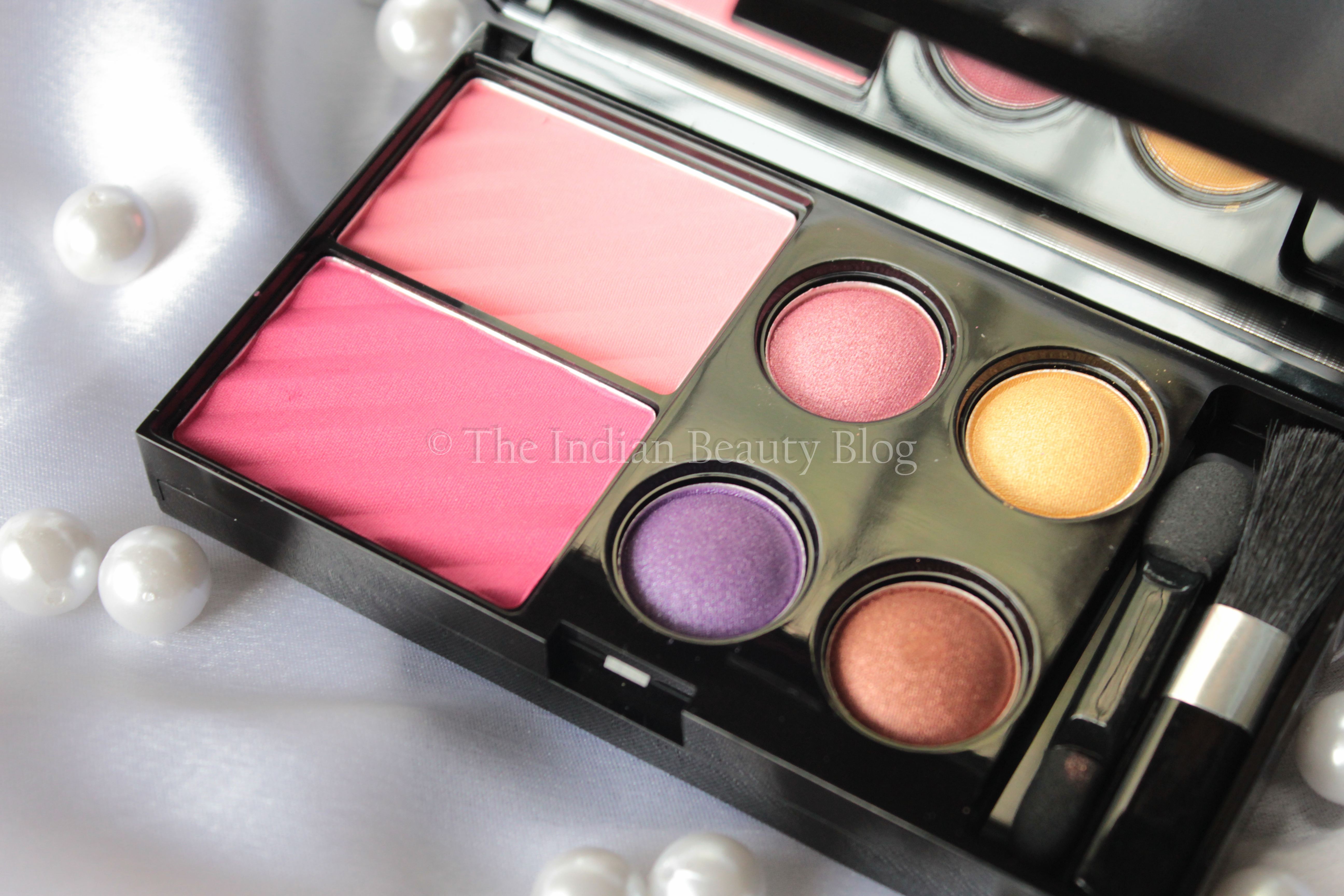 ... colorbar get the look makeup kit alluring beauty