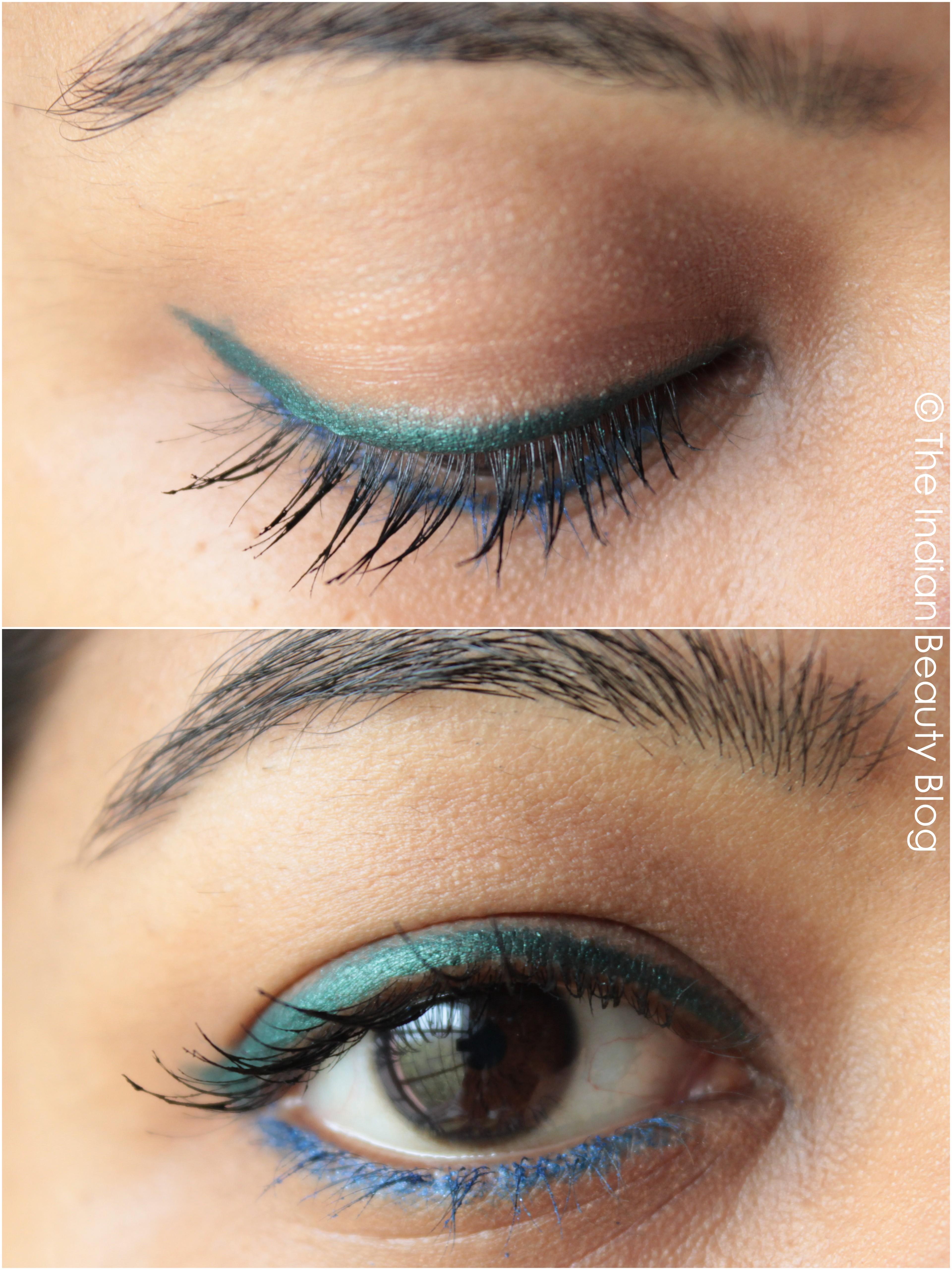 Faces Long Wear Eye Pencil- Forest Green