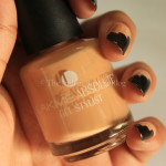 Lakme Absolute Gel Stylist- Caramel Melt: Review, NOTD