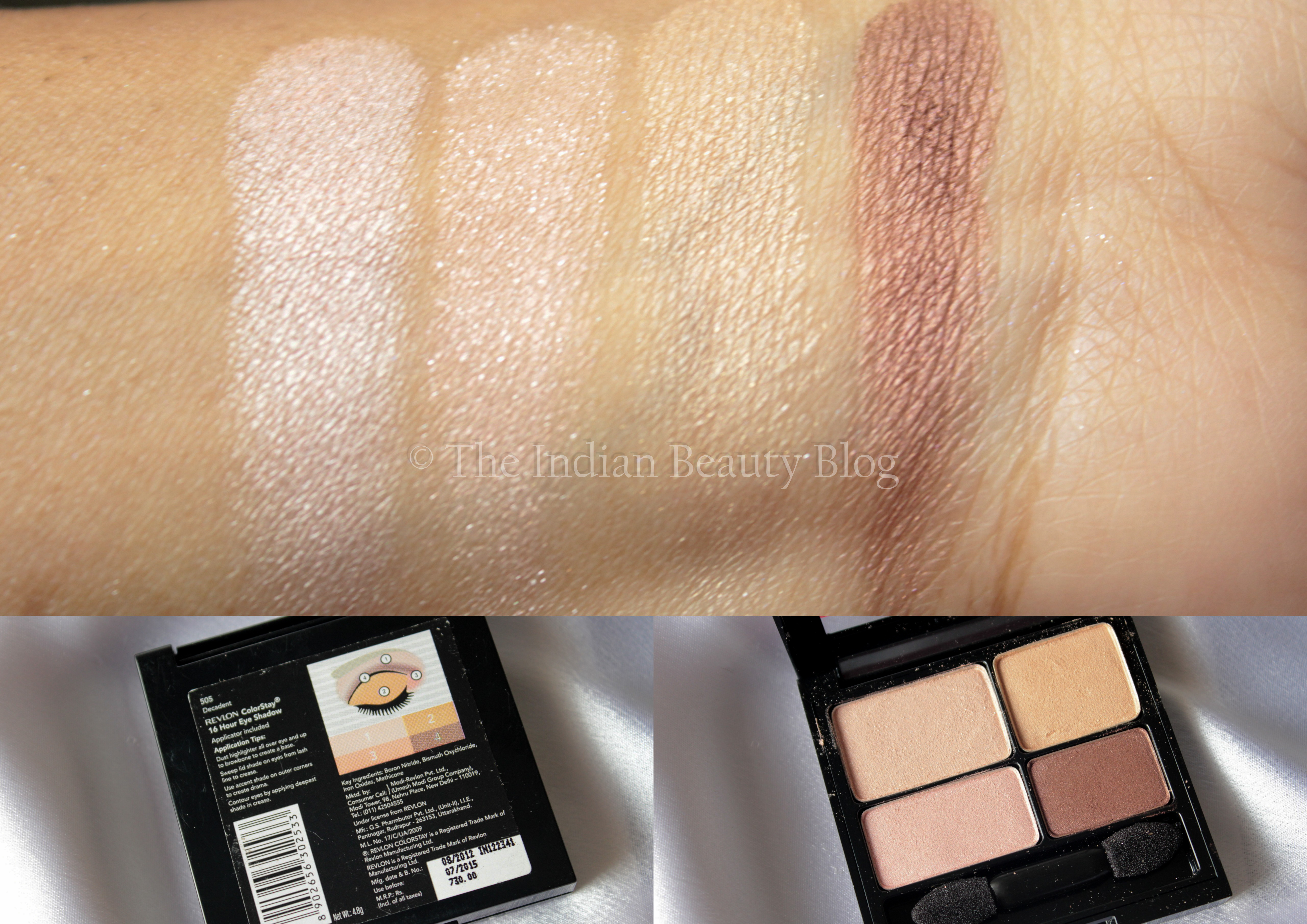 Revlon colorstay 16 hour eyeshadow decadent review best revlon colorstay eyeshadow decadent review best 2017 ccuart Images