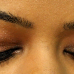 Copper smokey eyes with coral lips- video tutorial
