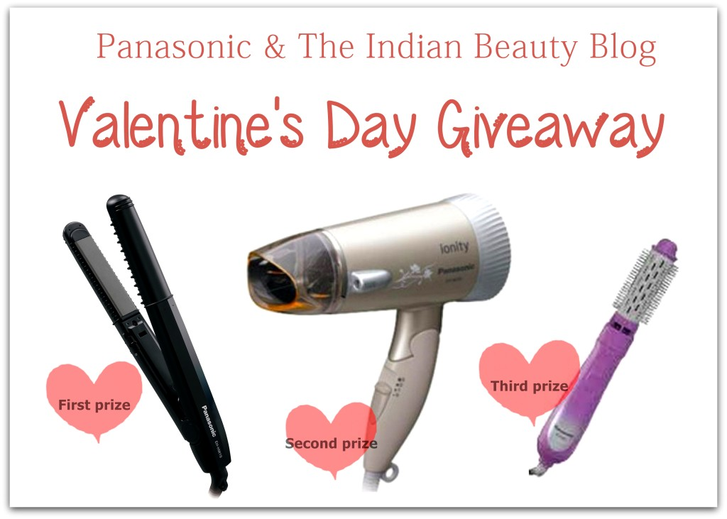 panasonic valentine's day giveaway