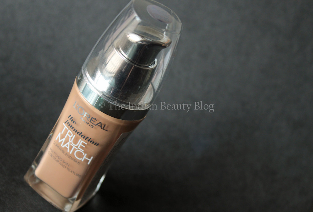 loreal true match super blendable foundation
