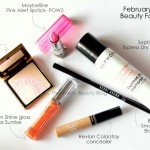 Beauty rewind: February 2014 favorites!