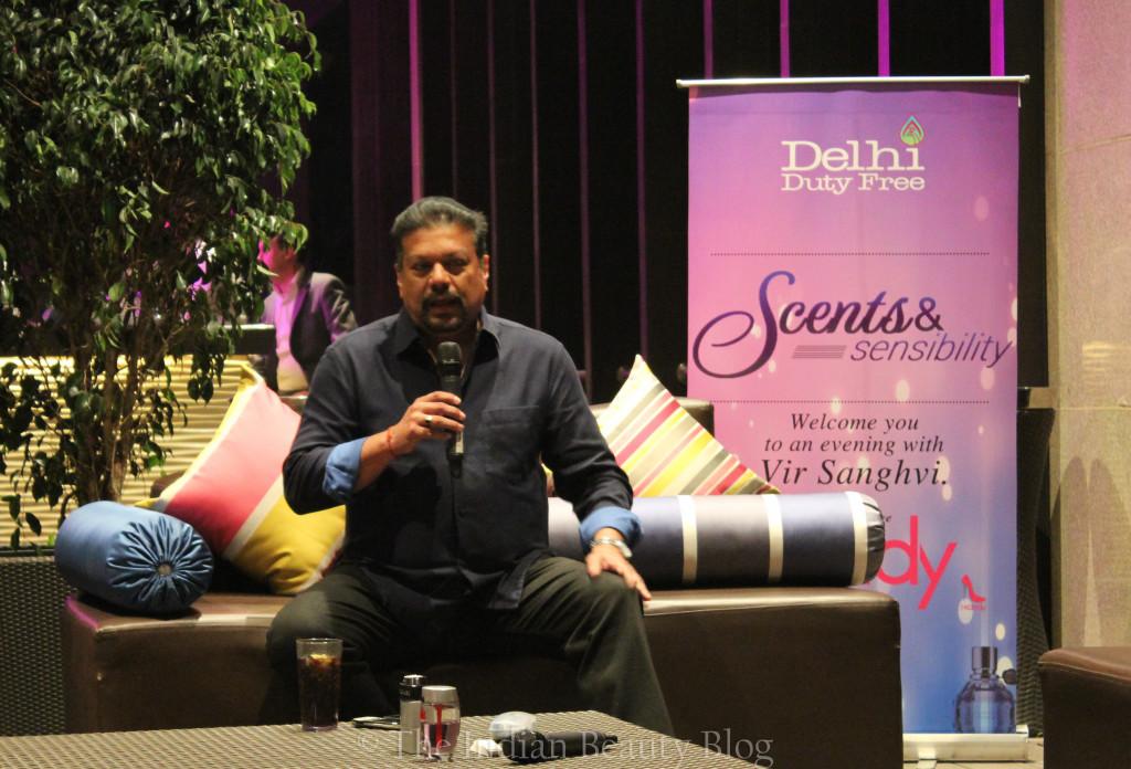 delhi duty free event