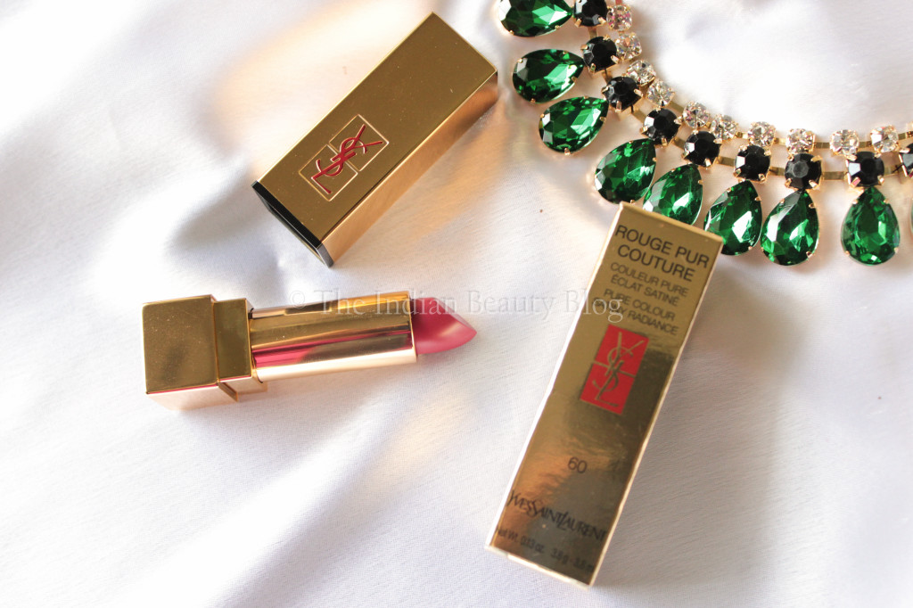 ysl rouge pur couture lipstick 60