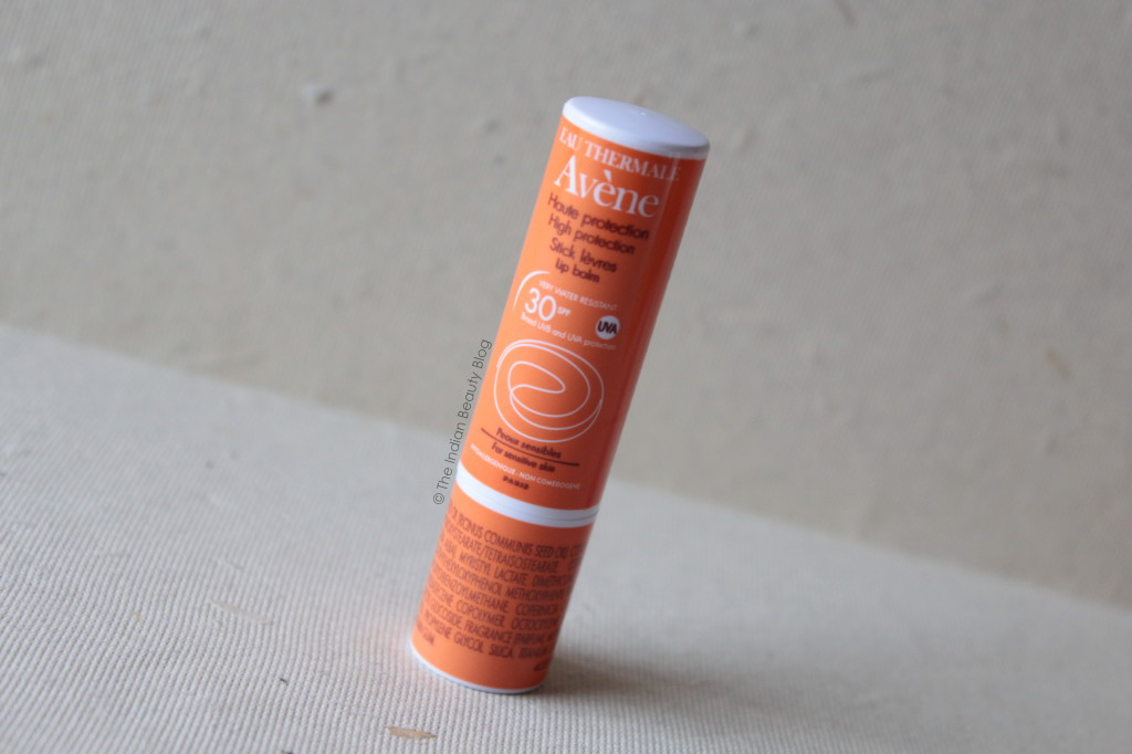 avene very high protection lip balm