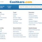 Shop and save with Cashkaro.com