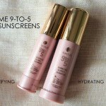 Lakme 9 to 5 Super Sunscreens- Mattifying & Hydrating: Initial thoughts
