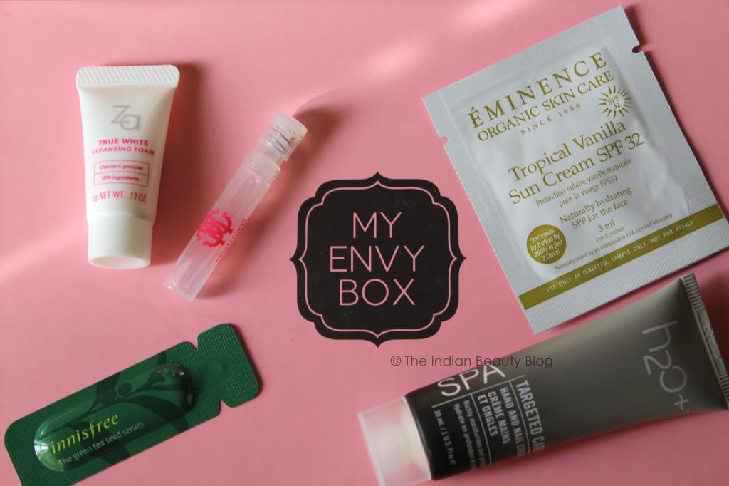 my envy box may 2014