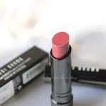 Bobbi Brown Sheer Lip Color- Carolina: Review, swatch, FOTD