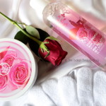 The Body Shop Atlas Mountain Rose shower gel and body butter: Review