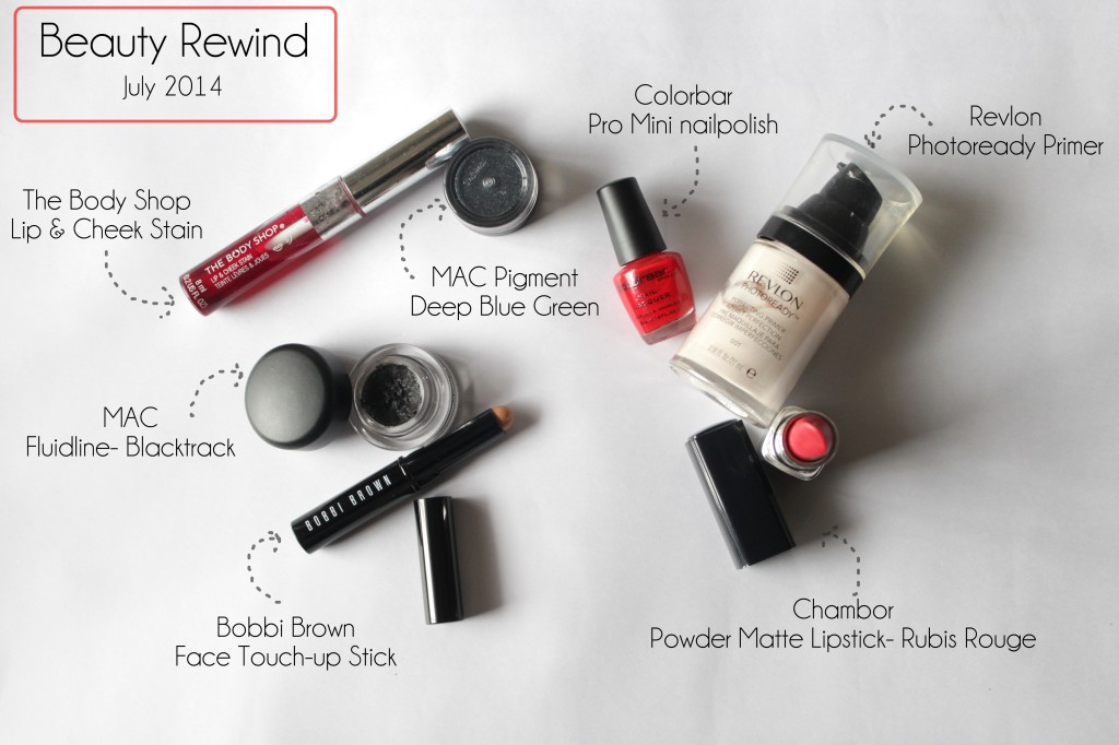 beauty favorites july 2014