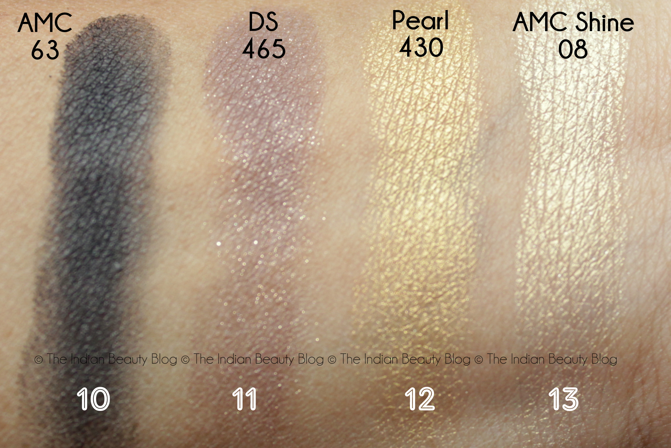 13 Must Have Inglot Freedom System Eyeshadows