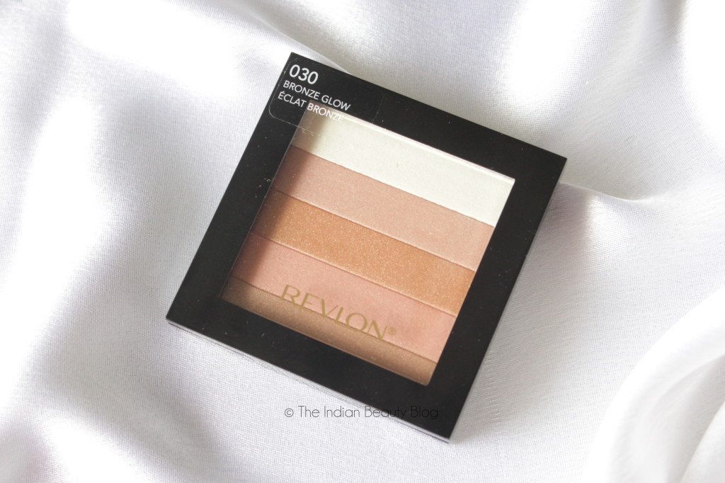 revlon highlighting palette bronze glow