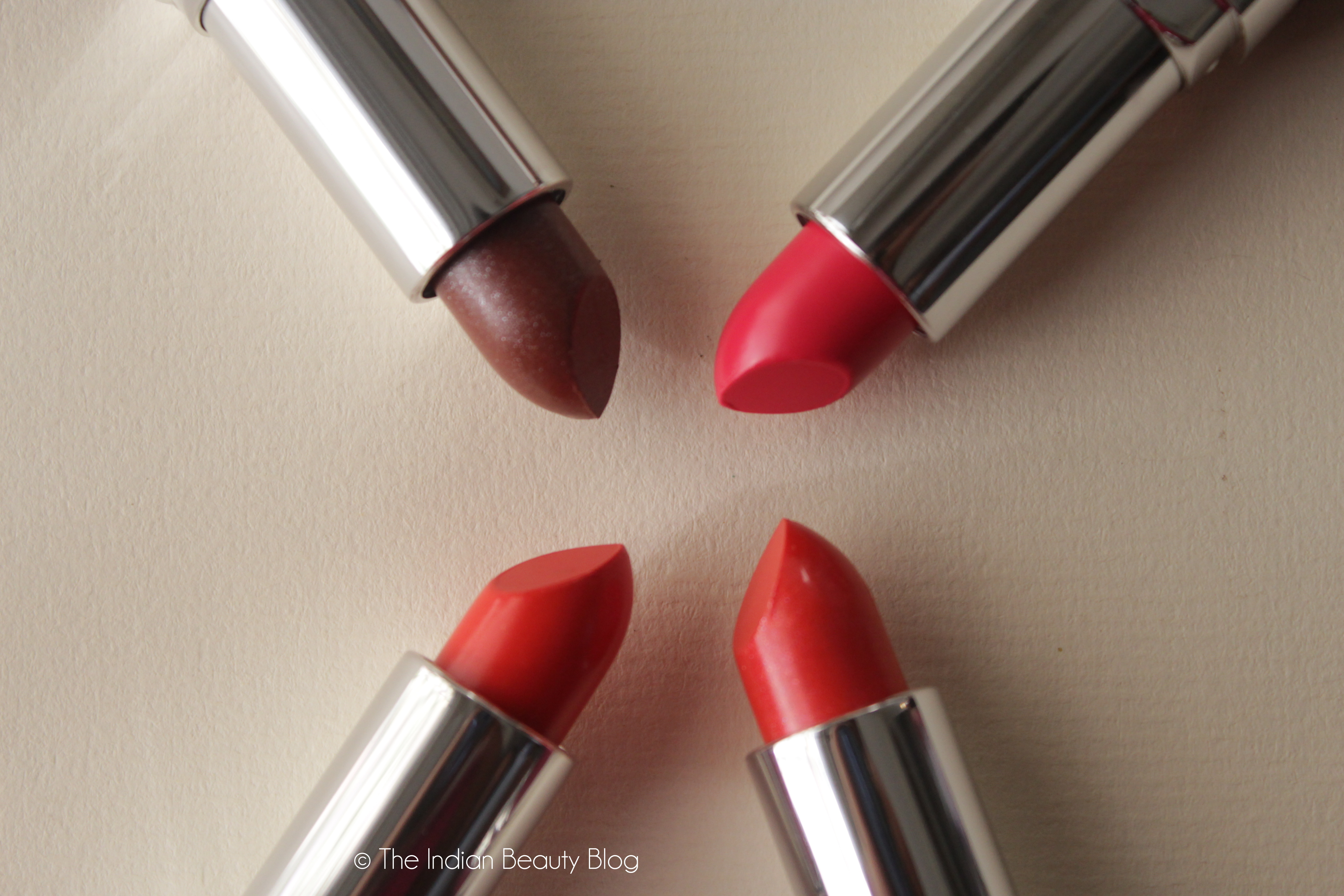4 Avon Ultra Color Lipsticks Review Swatches