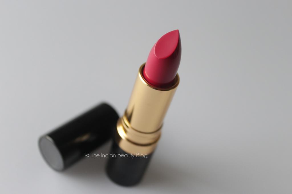 revlon super lustrous lipstick creme cherries in the snow
