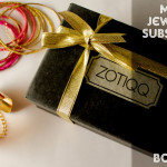 Book a jewellery subscription box! {Zotiqq}