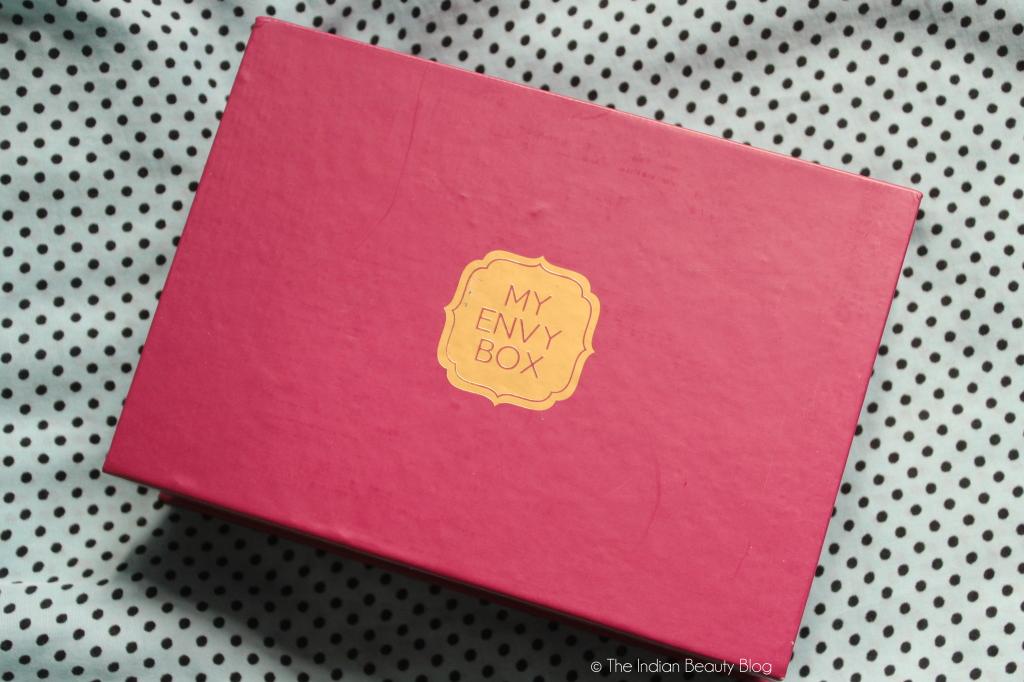 my envy box november 2014 review