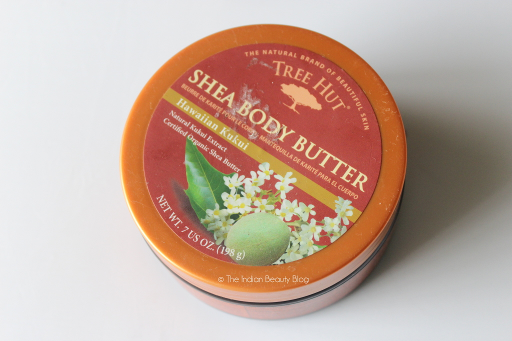 tree hut shea body butter review