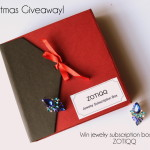 Giveaway: Win ZOTIQQ jewelry subscription boxes!