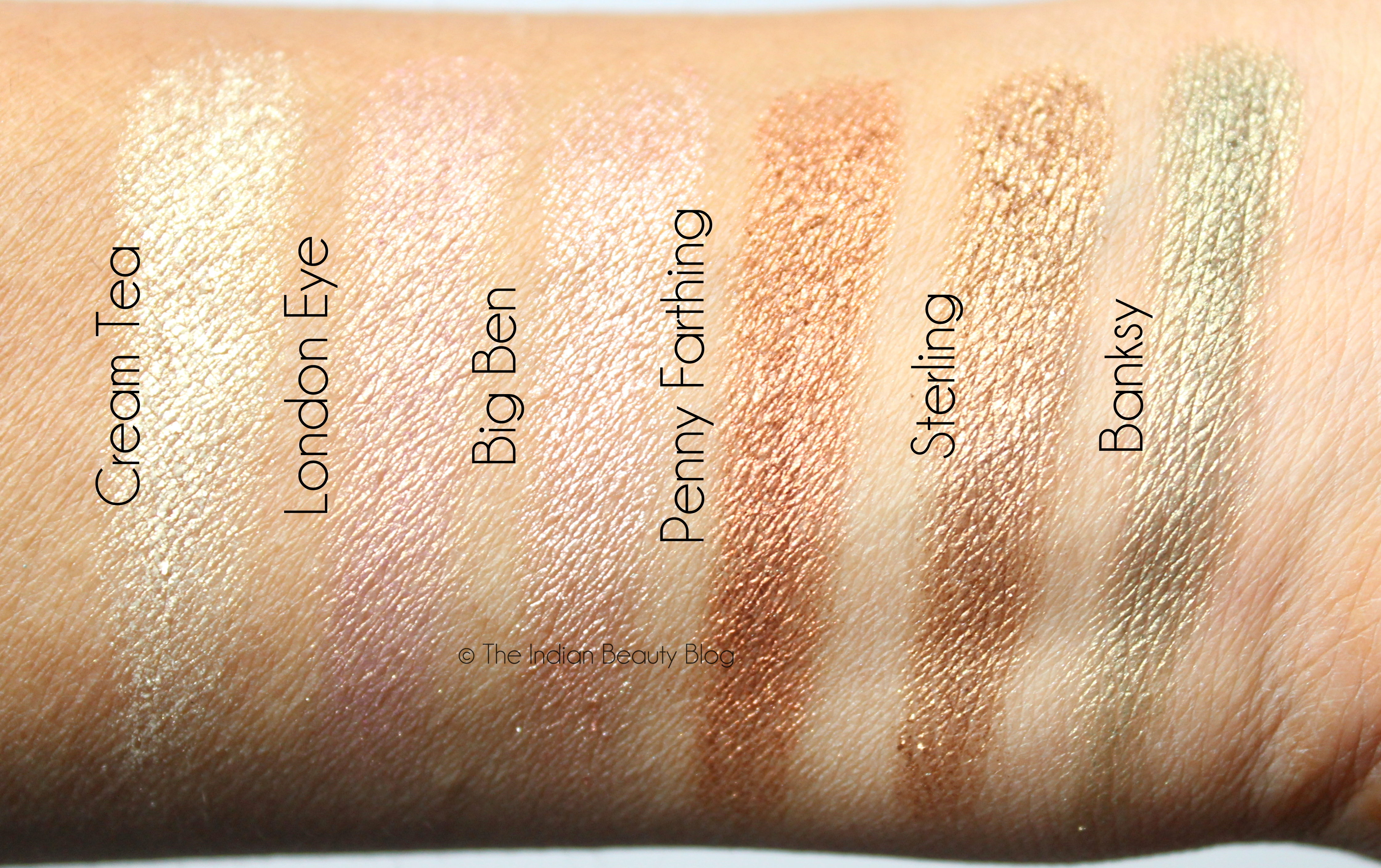 how to use pale cream eyeshadow