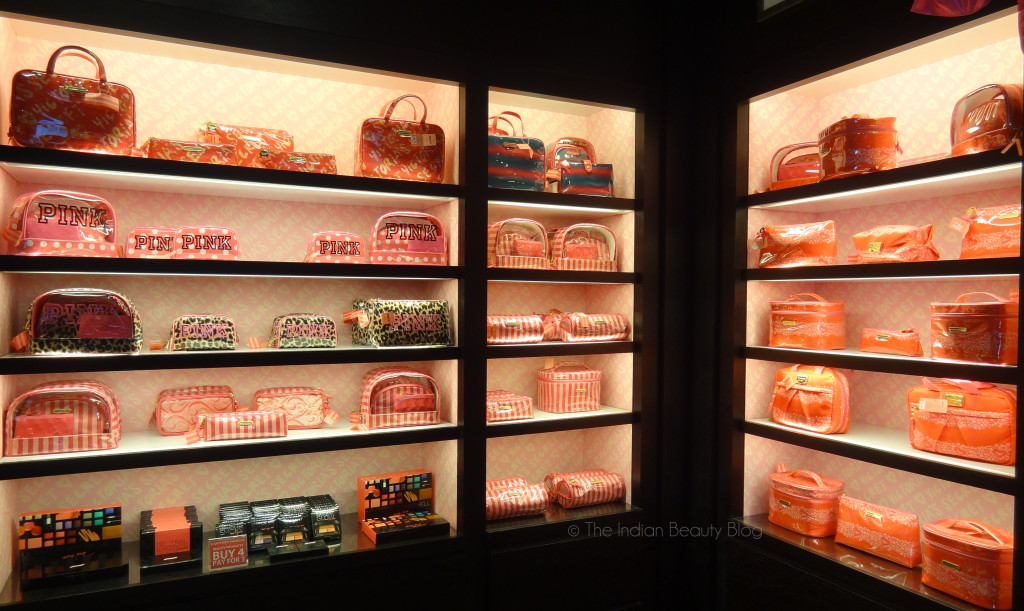 victoria's secret store delhi duty free