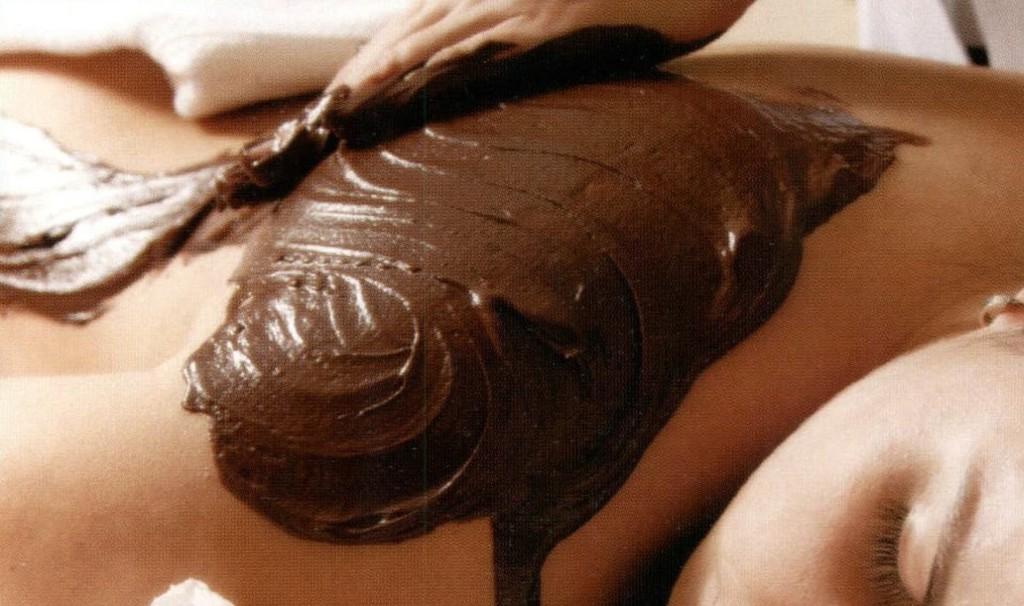 chocolate creme body massage