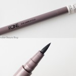 oriflame the one eyeliner black review swatch