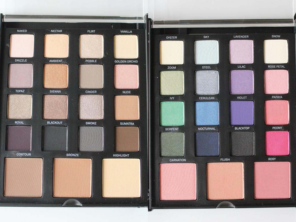smashbox color and contour palette review