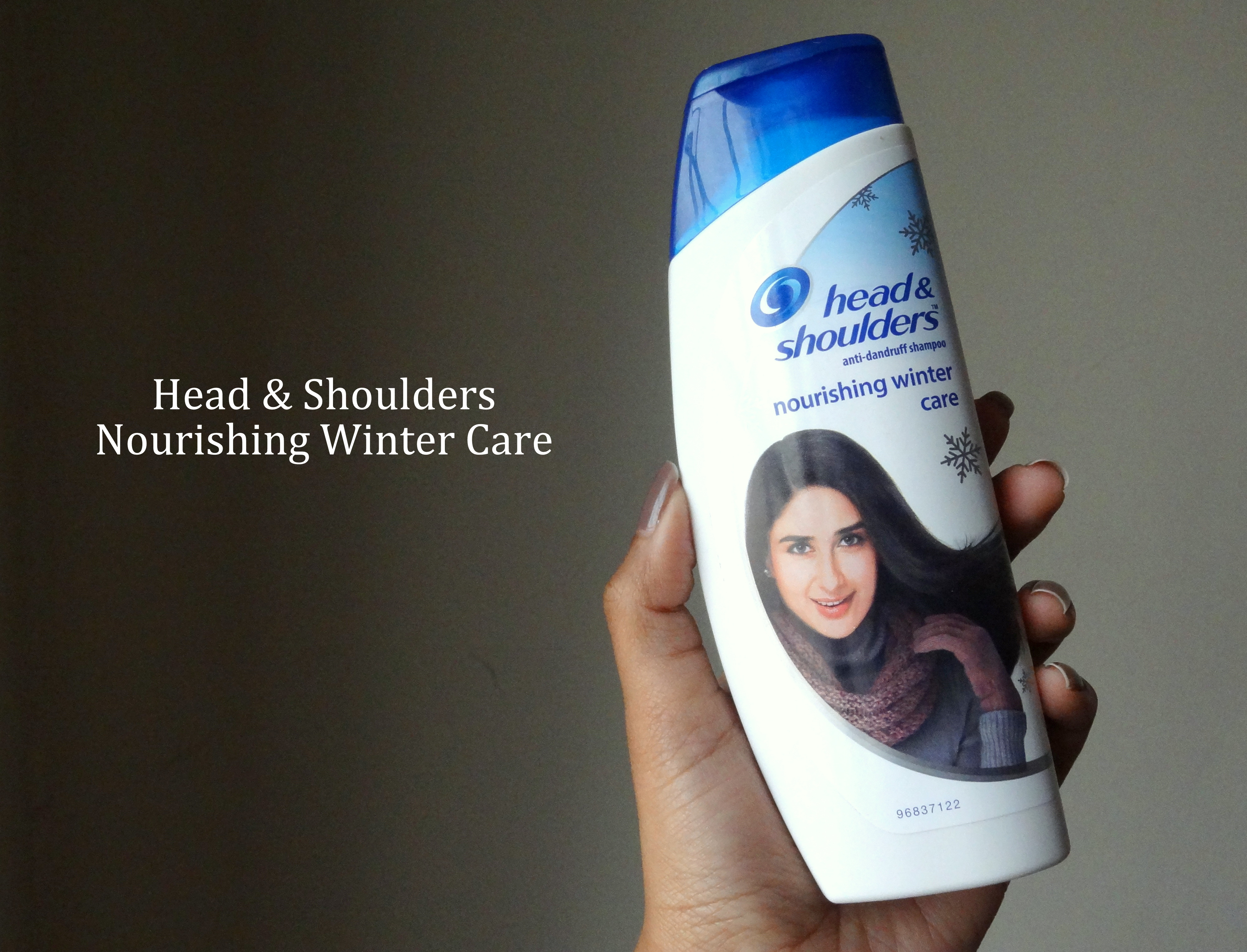 Head And Shoulders Nourishing Winter Care Review The Indian Beauty Blog N Shampoo