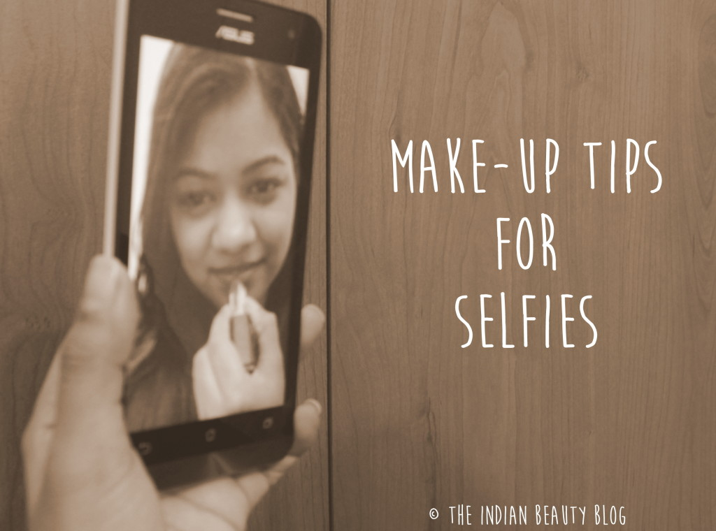 makeup tips for selfies