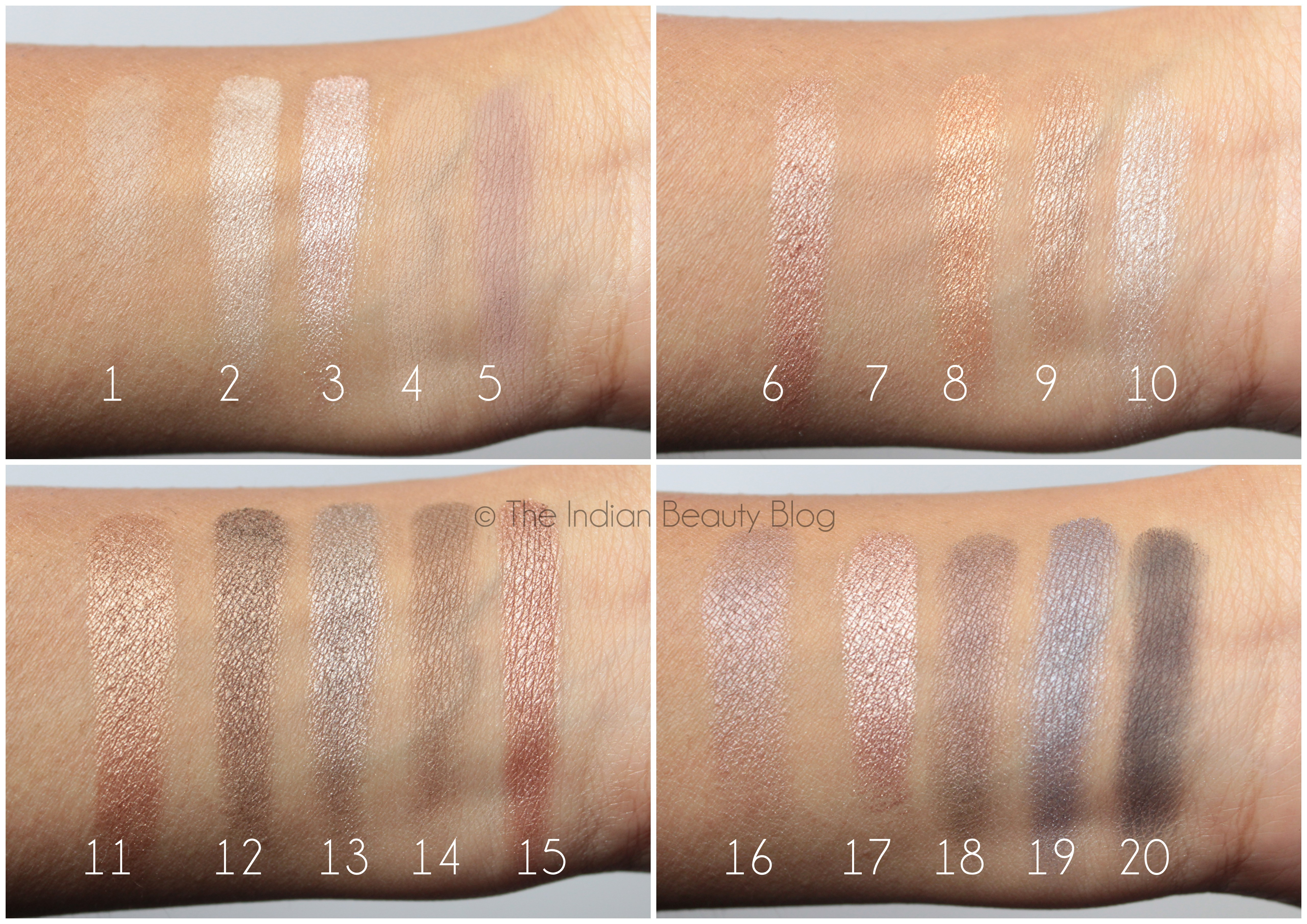 Revealed Matte Eyeshadow Palette by Coastal Scents #13
