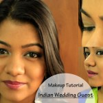 Video: Indian wedding guest makeup tutorial